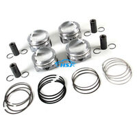 1.8T Piston Ring Assembly 23MM Fit For VW Golf AUDI A4