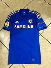 Chelsea  Techfit Player Issue Europa League Match Unworn Jersey Adidas Shirt