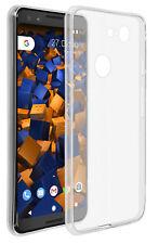 mumbi Hülle für Google Pixel 3 Schutzhülle Ultra Slim klar Case Tasche Schutz