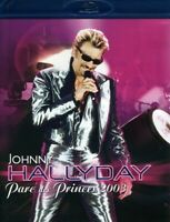 Johnny Hallyday: Parc des Princes 2003 (2008, Blu-ray NEUF) (RÉGION ALL)