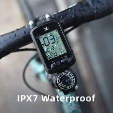 Bike Computer GPS Wireless Bicycle Computer Automatic Speedometer & Odometer