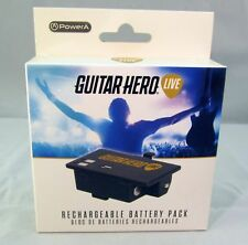 Guitar Hero Live Batería Recargable Pack - Nuevo (Power A)