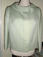 true vintage talored dress jacket Clarewood 1940s-1950s-1960s MOD 10-12 M