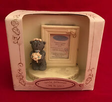 ME TO YOU BEAR TATTY TEDDY SPECIAL BRIDESMAID FRAME FIGURINE PHOTO WEDDING GIFT