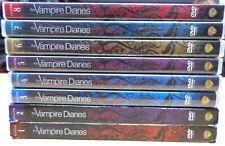 DVD Serie - Vampires Diaries Staffel 1-8 (38 DISCS)(OVP)11274698 1+2+3+4+5+6+7+8