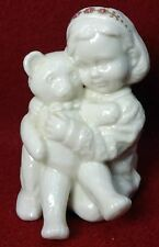 Lenox figurine China Jewels Family Collection Teddy's Tired 1994 - no box
