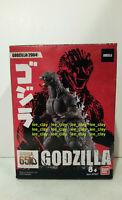 "Bandai Godzilla 65TH ANNIV. 3.5"" Figures Wave 2 Godzilla 2004 FINAL WARS NEW!"