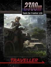 Traveller: 2300AD: Tools for Frontier Living $29.99 Value (Mongoose) 20002