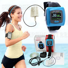 Wrist Watch,Pulse Rate,Oximeter,PR,SPO2 Blood Oxygen 24 hours Record,PC software