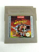Jeu Nintendo Game Boy en loose VF  DuckTales  FAH  Envoi rapide et suivi