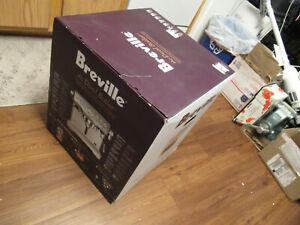 Breville BES920XL Espresso Machine - Stainless Steel  NEW  (1038)