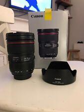 Canon EF 24-70mm F/2.8 USM Lens