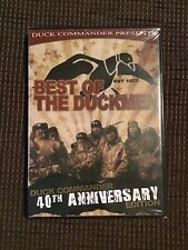 Best Of The Duckmen 40th Anniversary DVD Duck Dynasty