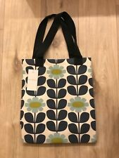 e28957a9c4ab Orla Kiely Tesco Shopping Bag Large Meadow Flower Print Jute
