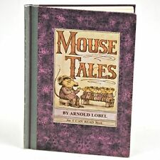 Mouse Tales by Arnold Lobel (1972, Hardcover)