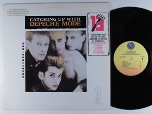 DEPECHE MODE Catching Up With Depeche Mode SIRE LP NM/VG++ promo <>