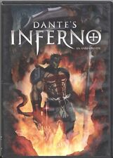 Movie DVD - DANTE'S INFERNO: An Animated Epic - Pre-Owned - Starz Media