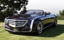 Cadillac Ciel Concept, Black, Refrigerator Magnet, 40 MIL THICK
