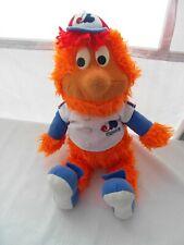 "Youppi Montreal Expos Plush Doll Mascot Old Jersey Baseball Mlb 22"""