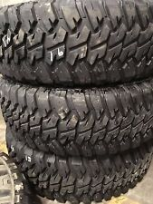 37x12.50x16.5 Wrangler MTR  Military Tires  75-95%+ Tread