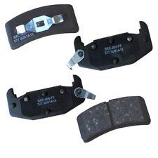 Disc Brake Pad Set-Stop Ceramic Brake Pad Rear Bendix SBC377