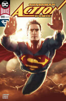 ACTION COMICS # 999 VARIANT EDITION D C COMICS MARCH 2018