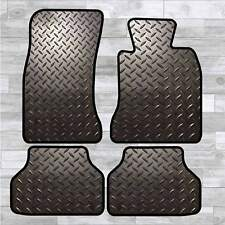 BMW E60 5 SERIES 2003-2010 FULLY TAILORED 3MM RUBBER HEAVY DUTY CAR FLOOR MATS