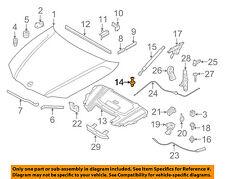 BMW OEM 00-13 X5 Hood-Insulator Rivet 51481915964