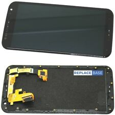 Motorola Moto X 2 Replacement Touch Screen LCD assembly Frame Black OEM