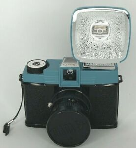 Lomography Diana F+ 120 Roll Film Medium Format Camera with flash & accessories