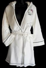 =(^._.^)= HELLO KITTY SUPER PLUSH Hoodie Robe!! Sz. M - NWT!!!