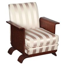 Osvaldo and Gaetano Borsani Arm Chair Made in Italy in 1930