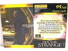 Doctor Strange Movie Trading Card - 1x #095 Movie Card - TCG