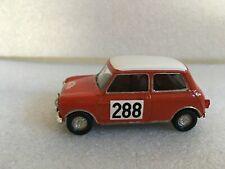 VITESSE Morris Mini modifié sans boîte 1/43