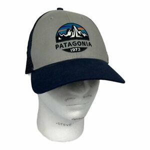 Patagonia Trucker Hat Mens One Size Fits All Snapback Adjustable Cap