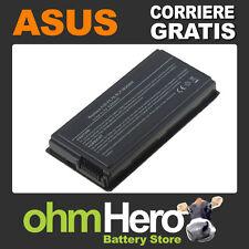 Batteria POTENZIATA, EQUIVALENTE 5200mAh Asus  A32F5, A32-F5, A32X50, A32-X50,