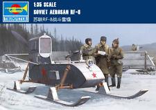 Trumpeter 1/35 02322 Soviet Aerosan RF-8
