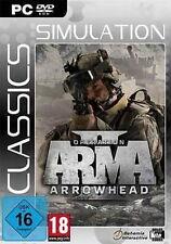 PC Computer Spiel ***** Armed Assault II 2 Operation Arrowhead * ArmA ***NEU*NEW