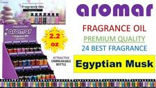 Aromar Aromatherapy Essential Fragrance 100% Concentrated Oil 2.2 EGYPTIAN MUSK