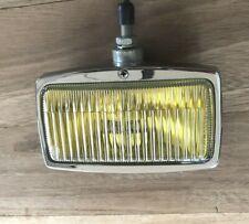 Hella Nebelscheinwerfer 138 ZNX gelb Chrom Oldtimer