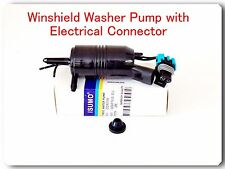 86714 Windshield Washer Pump W / Connector Fits Buick Cadillac Chevrolet GMC &