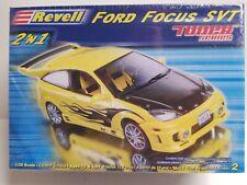 Revell Tuner Series 1/25 Ford Focus SVT sealed