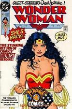 WONDER WOMAN #63 (1987) GD DC