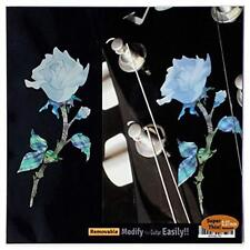 Guitar & Bass Accessories Inlay Sticker Decal Headstock Abalone Theme Single