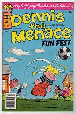 Dennis the Menace Fun Fest #17 Hank Ketcham 1980 last issue Lot Of Seven Copies