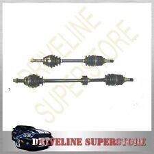 A set of two CV JOINT DRIVE SHAFTS FOR NISSAN PULSAR N13 Non-LSD 87-91 brand new