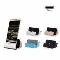 Type C Fast Charging Dock Cradle Station For Motorola Phones