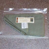 Longaberger Sage MEDIUM CATCH-ALL Basket Liner ~ Brand New in Original Bag!