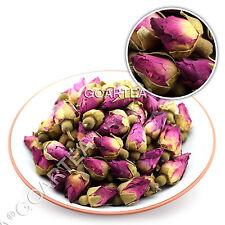 GOARTEA 100% Organic Red Rosebud Rose Bud Flower Herbal Dried Health Chinese Tea