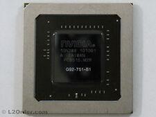 1x NEW NVIDIA G92-751-B1 BGA chipset With Solder Balls US Seller